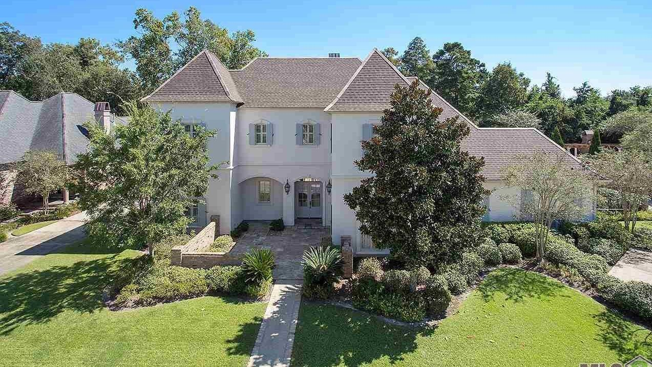 Former LSU Coach Les Miles Selling Baton Rouge Mansion