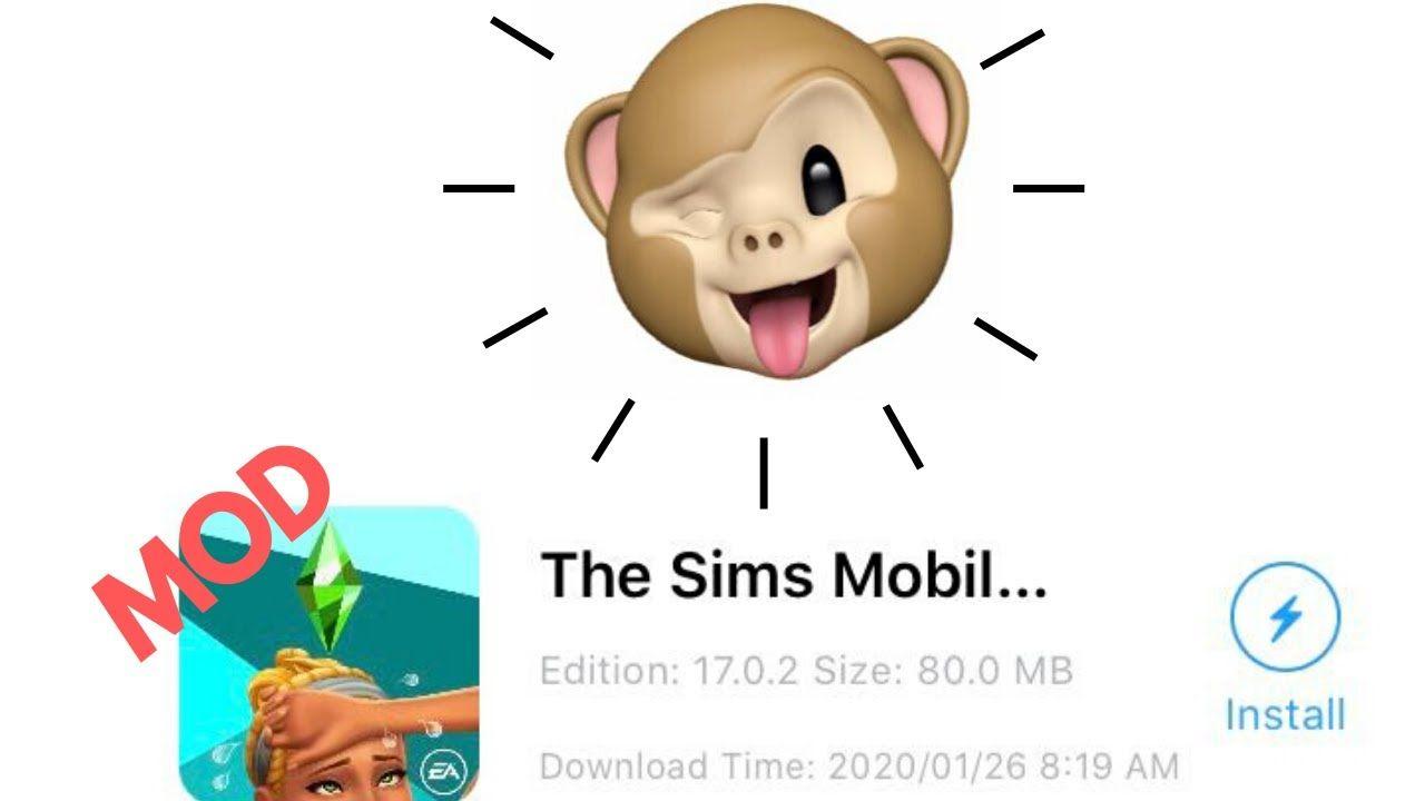 The Sims Mobile Com Dinheiro Infinito Atualizado 2020 Youtube Em