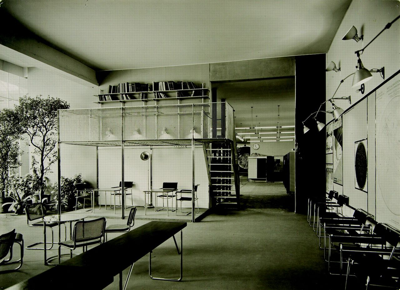 Walter Gropius Spaces + Places Pinterest Family