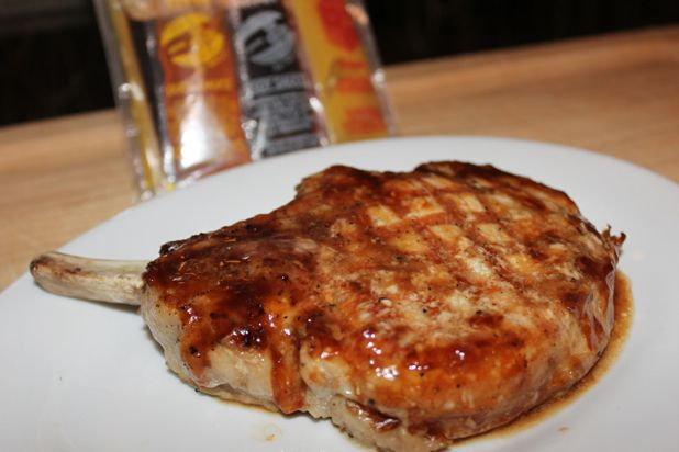 pork chop recipes with duck sauce Chinese Packet Pork Chops Recipe  Pork chop recipes, Pork
