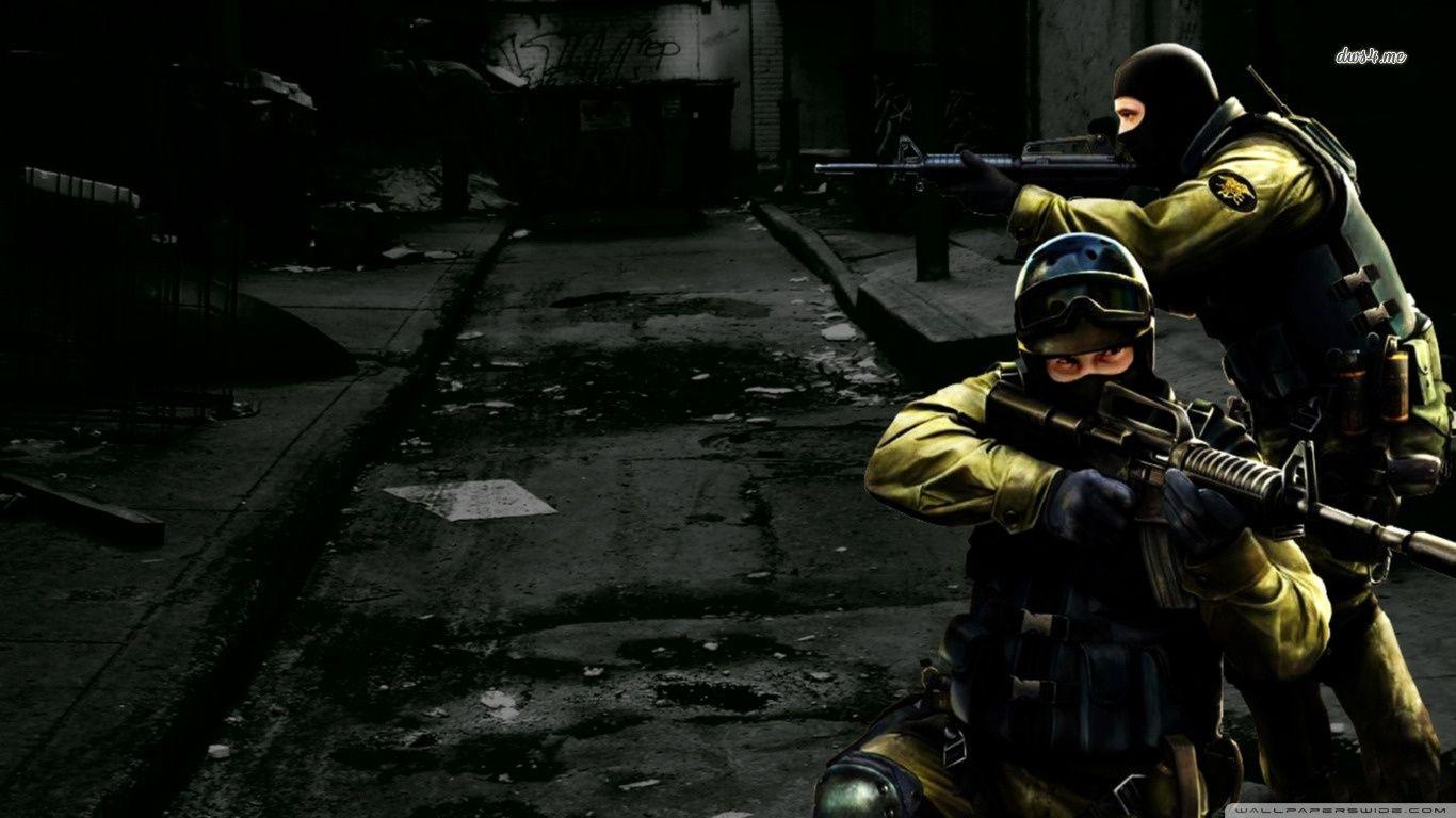 Dota2 wallpaper pc wallpapers gallery tactical gaming - Counter Strike 1 6 Hd Desktop Wallpaper High Definition