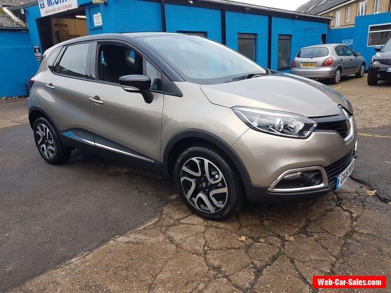 2016 Renault Captur Dynamique Nav Tce Only 400 Miles