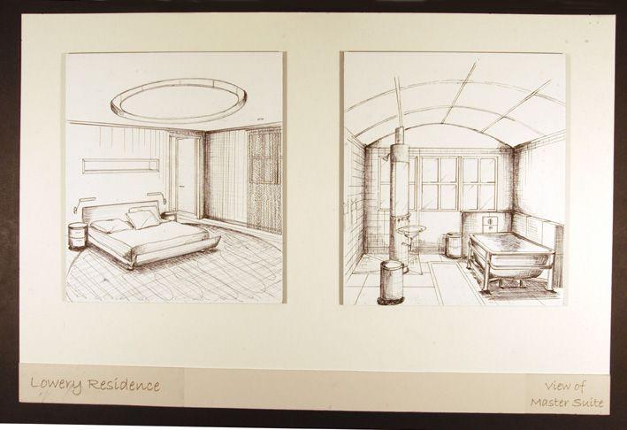 Fashion Institute Of Technology Interior Design Interior Design Sketches Pinterest