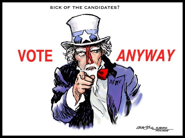 j d crowe mobile register uncle sam vote anyway english