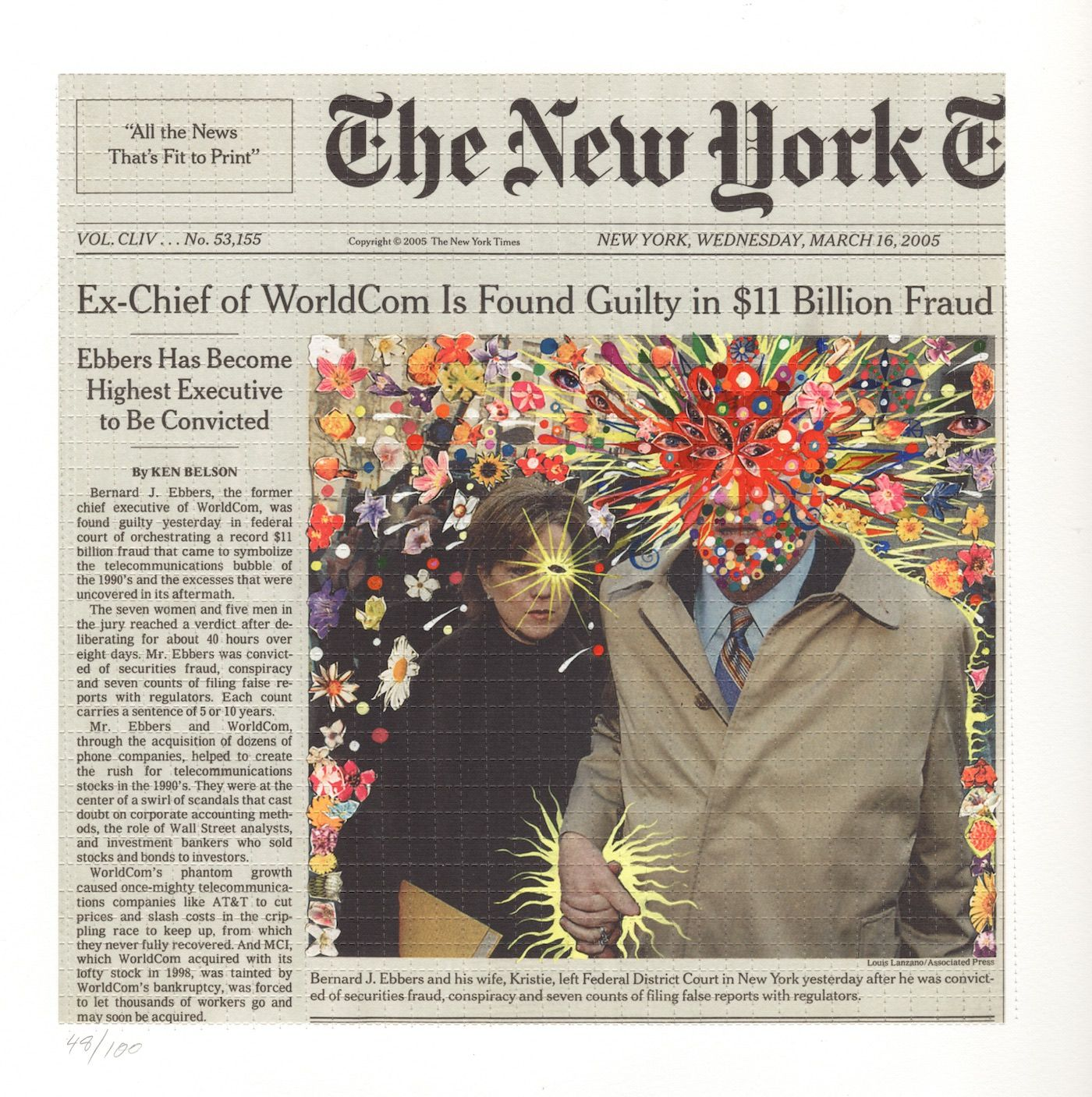 Beer with a painter fred tomaselli fred tomaselli fred