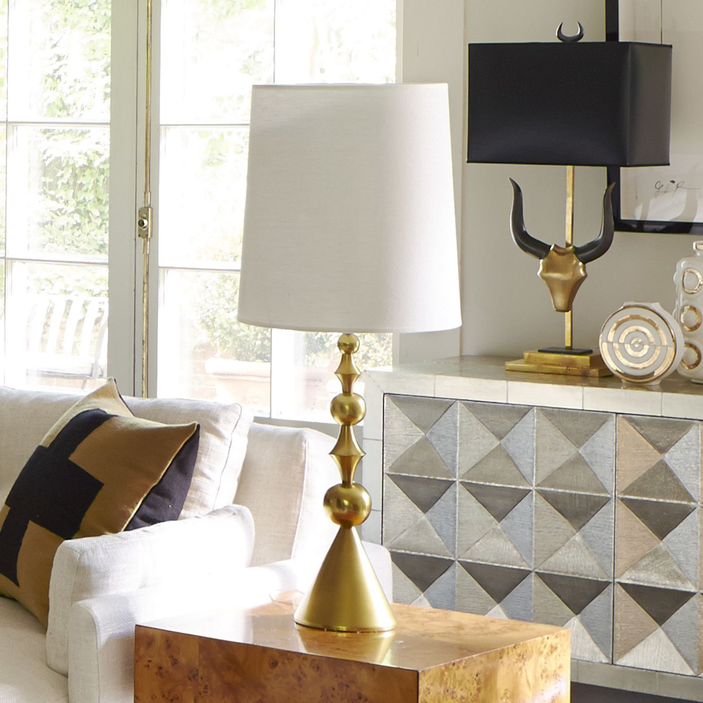 Currey And Company Toronto: Jonathan Adler, Sitting Rooms And
