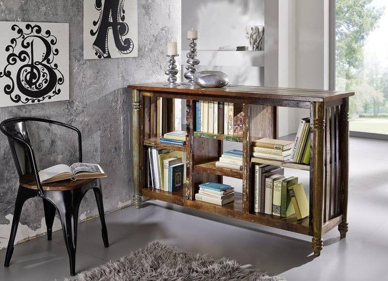 RAPUNZEL Regal #15 Indisches Altholz lack Jetzt bestellen unter - wohnzimmer regale design