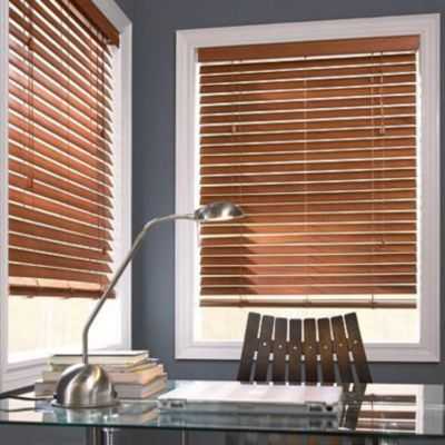 Shade O Matic 174 Bass Wood 2 Privacy Made To Measure