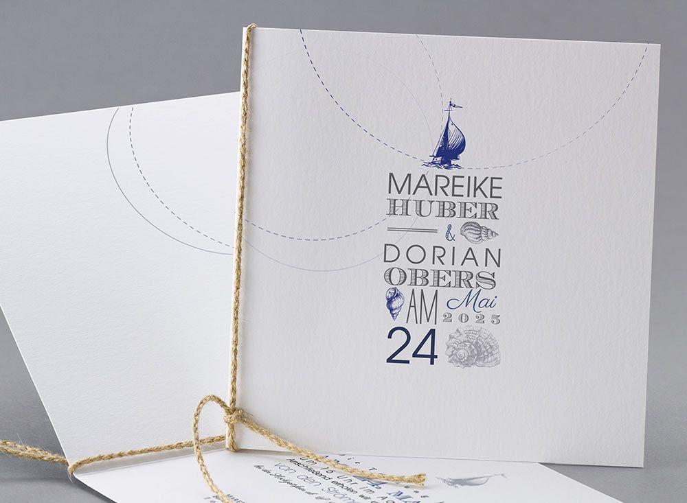 Letterpress Hochzeitskarten kreativehochzeitskarten