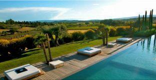 Domaine des Andéols Provence Hôtels de luxe, Luberon