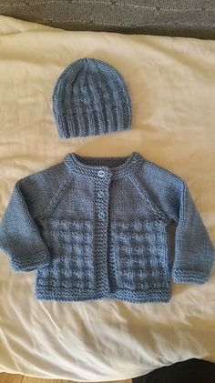 Charlie Baby Cardigan Jacket pattern by marianna mel #crochetbabycardigan