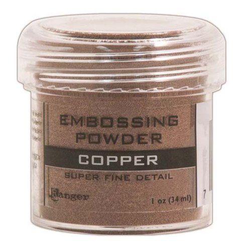 Ranger Ink - Basics Embossing Powder - Super Fine - Copper - $4,99