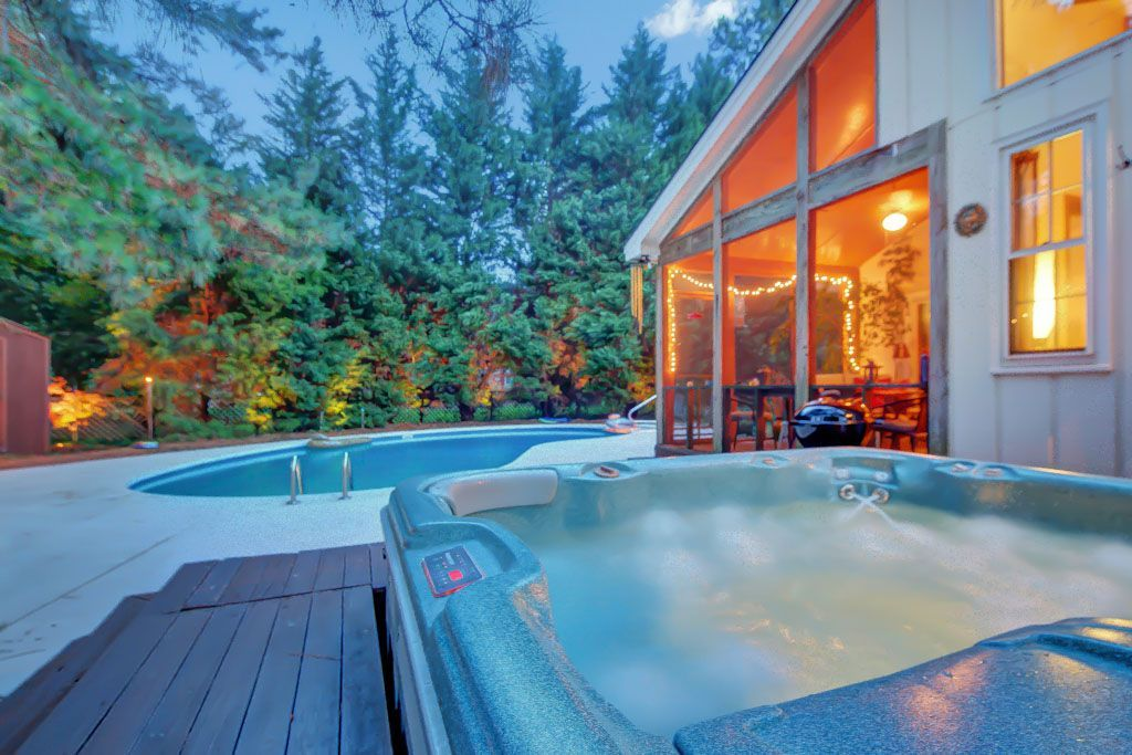 vacation rental with indoor pool pennsylvania