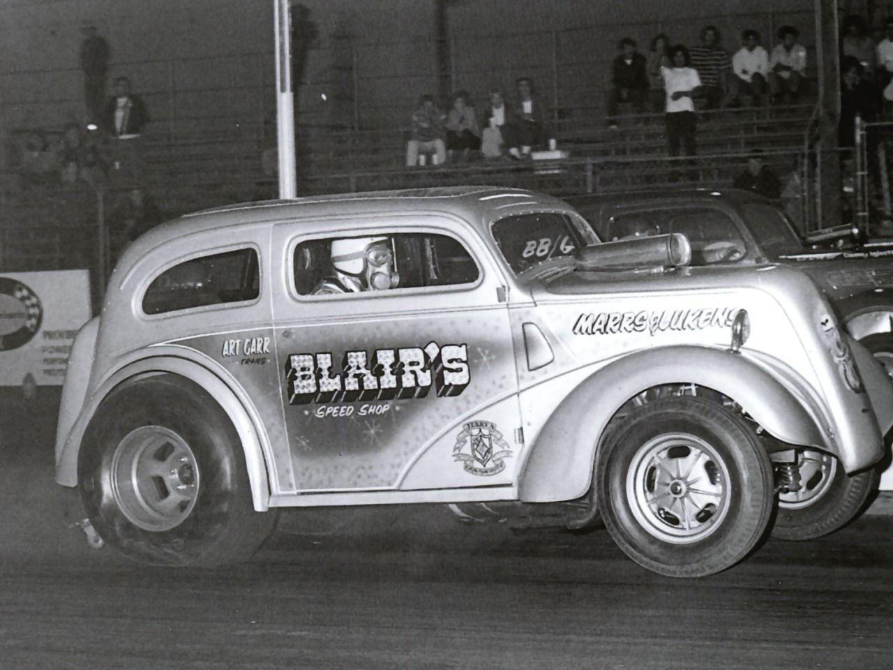 Cars 1935 Ford Chopped Tudor Blair S Speed Shop Drag Strip Hot Rod