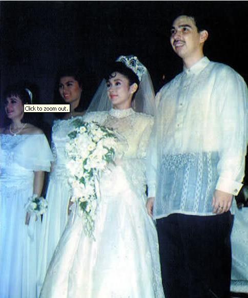 Celebrity Filipino Wedding Google Search