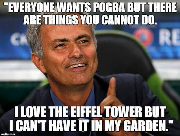 Jose Mourinho's reply when asked if Chelsea could sign ...