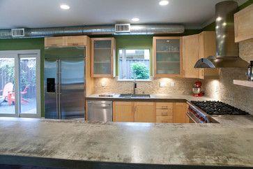 Exposed Duct Work Home Decor Cabinet Door Designs