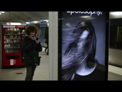 [VIDEO] How These Brilliant Digital Billboards Are Delivering a Hair-Raising Message—COOL!!!