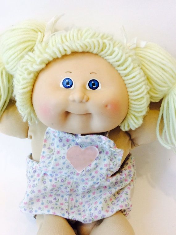 Pin On Cabbage Patch Dolls