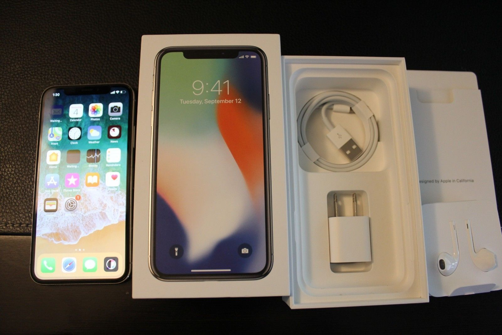 Giveaway iphone x 256gb tmobile