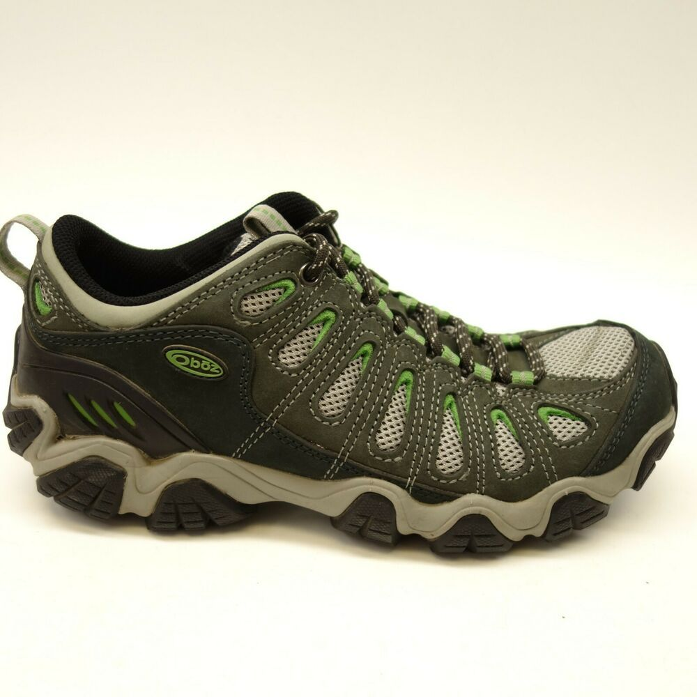d63e9590cb9 New Oboz Womens Sawtooth Low Athletic Support Hiking Trail Athletic ...