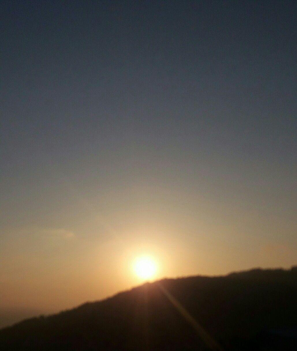شروق الشمس جبال الجليل Sunrise Celestial Outdoor Sunset