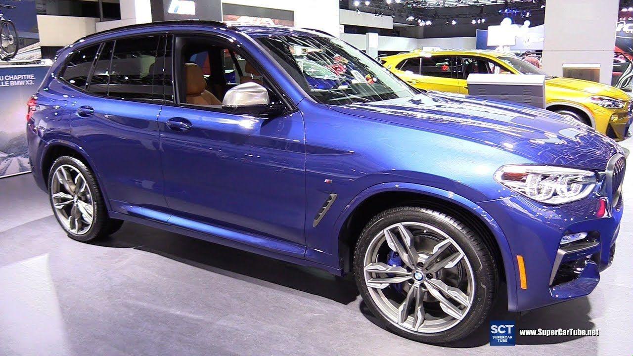2018 Bmw X3 M40i Exterior And Interior Walkaround 2018 Montreal Auto Bmw Bmw X3 Europe Car