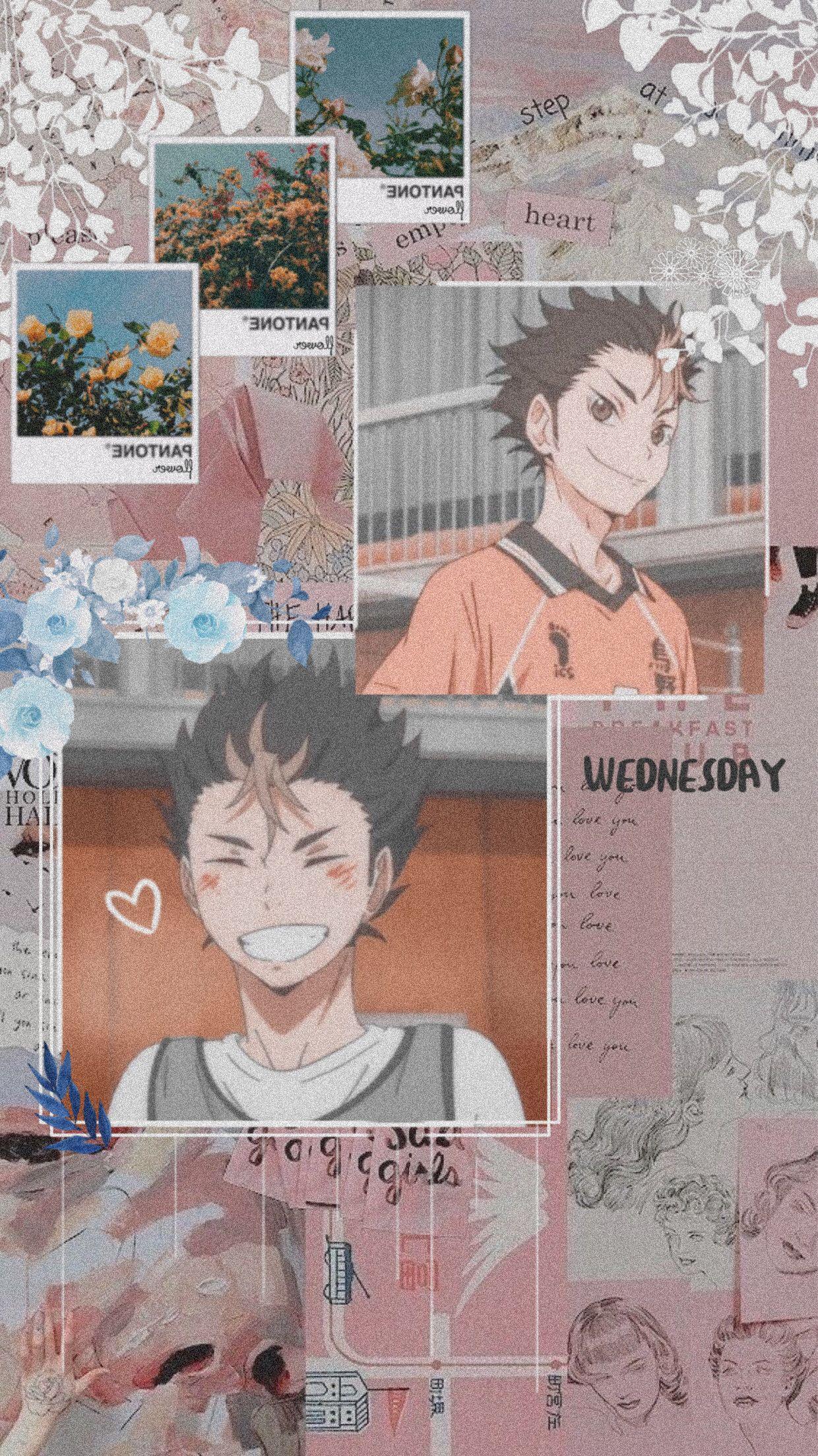 #freetoedit #Nishinoya #Haikyuu #Vollyball #Haikyuu #Weeb #Anime