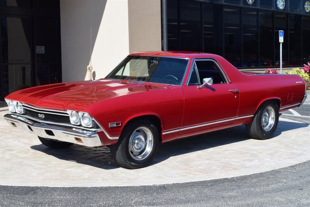 Ideal Classic Cars: 1968 Chevrolet EL Camino SS 396 - Venice, FL ...