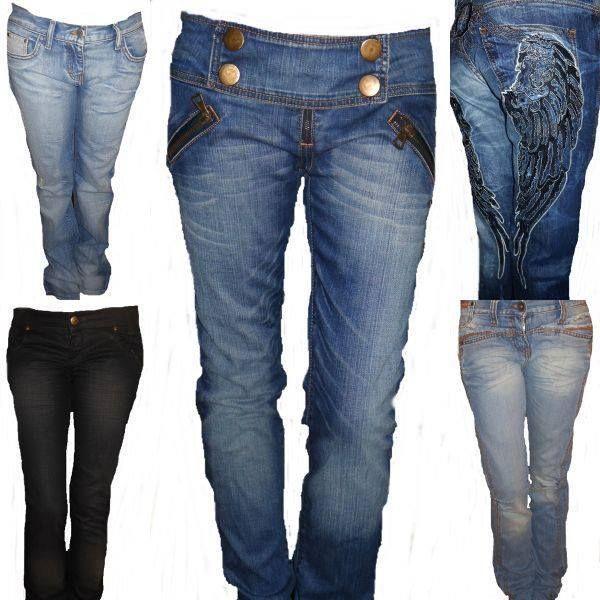 La boutique Lorcastyle propone una vastissima scelta di pantaloni jeans per donna e ragazza dai migliori produttori italiani ed europei.