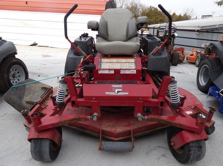 Used Ferris Is3100z 61 Zero Turn Lawn Mower 37 Hp Kawasaki 5900753u 5 000 00 Lawn Mower Zero Turn Lawn Mowers Mower
