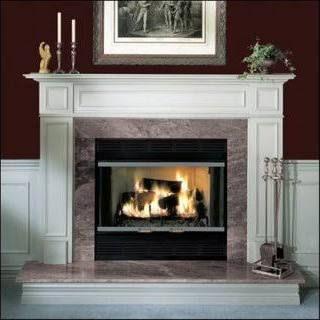 Monessen Royalton 36 Heat Circulating Wood Burning Fireplace Bc36