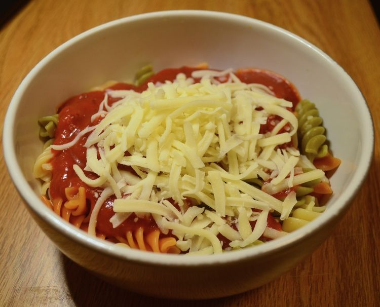 How to make microwave pasta in less than 10 minutes