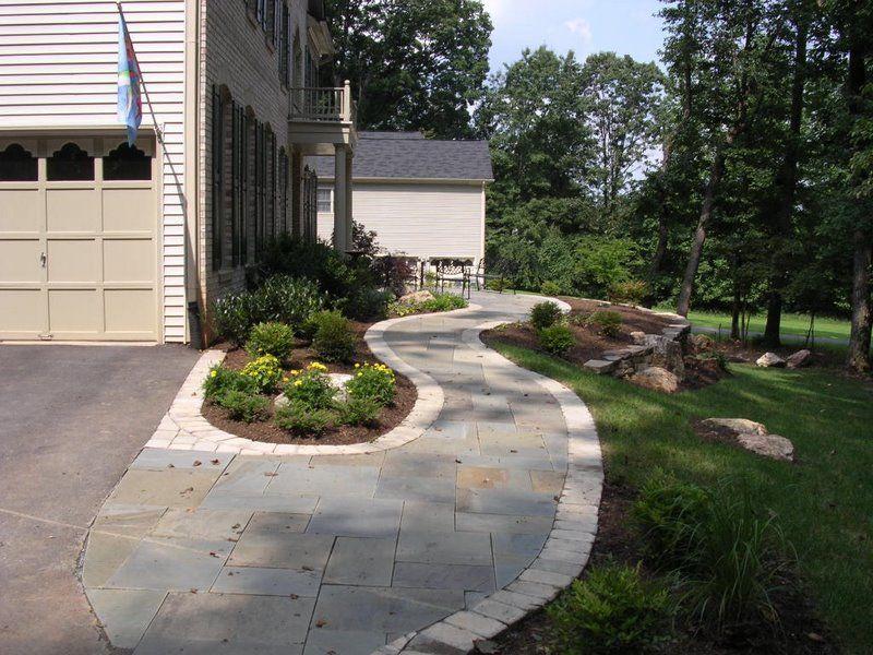 Steps Walkways Landscaping Retaining Walls Backyard Landscaping Swimming Pool Landscaping