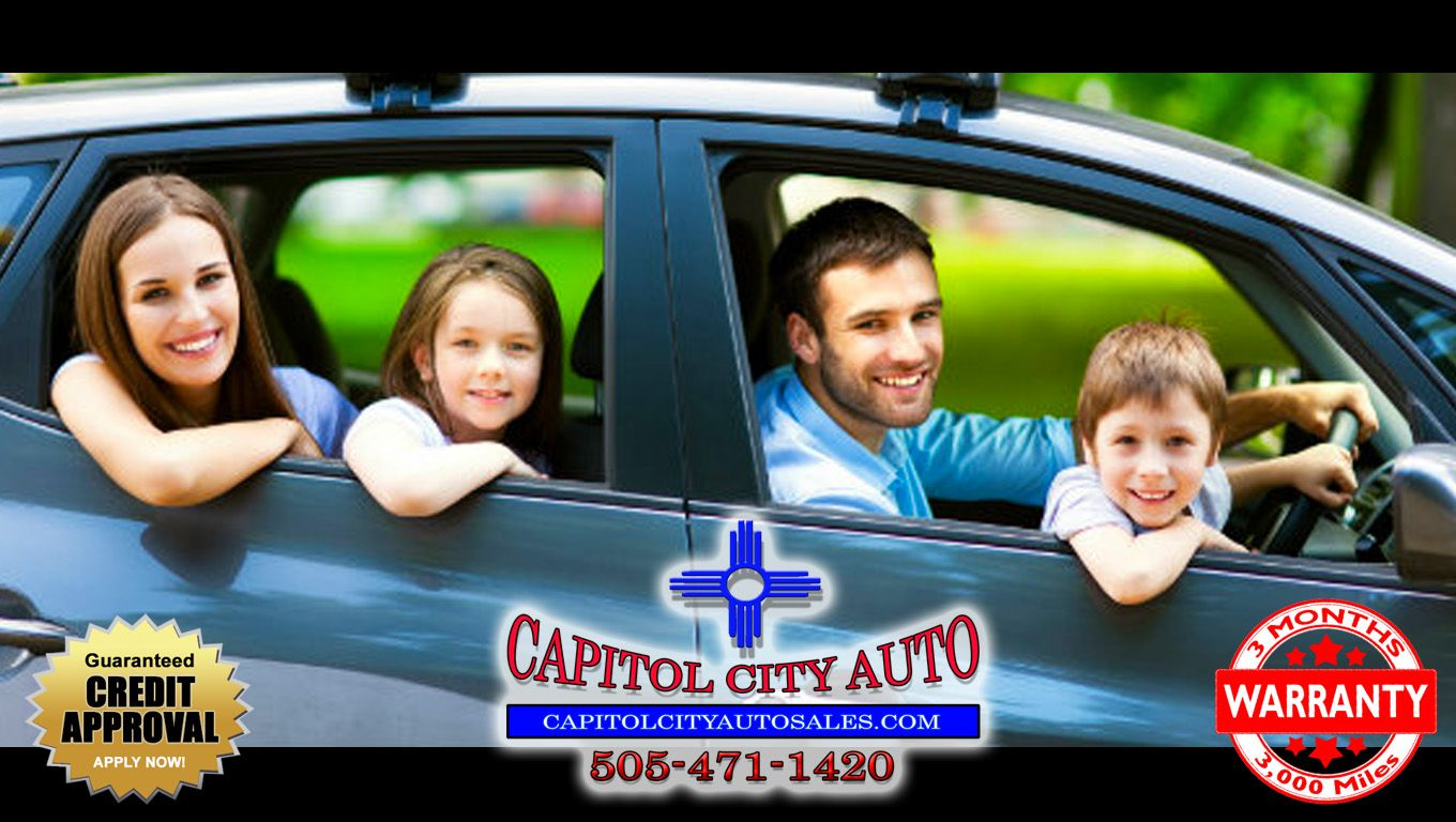 Capitol City Auto's Guaranteed Credit Approval is the best