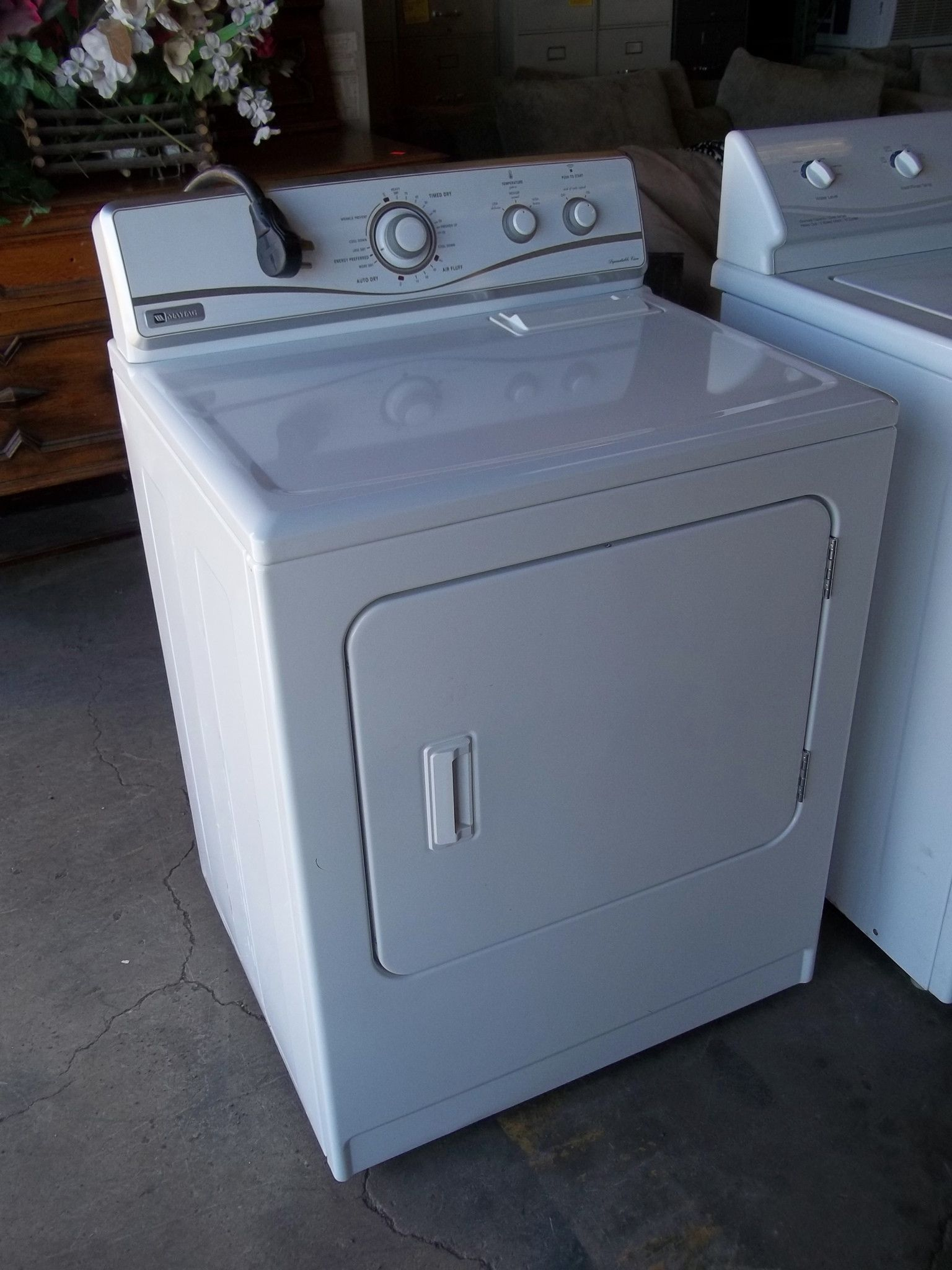 Maytag Electric Dryer 19674 Electric Dryers Washer Dryer Combo