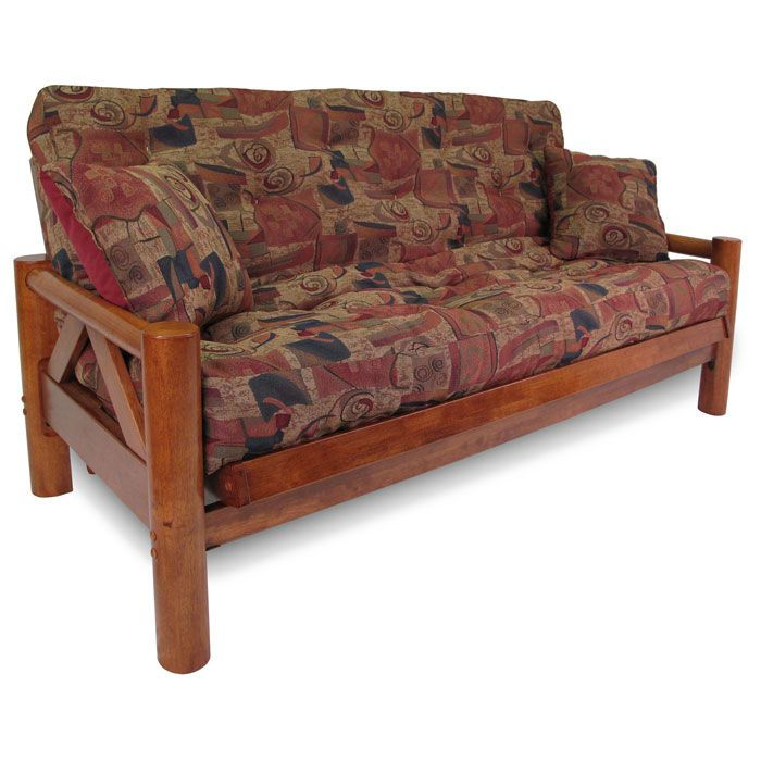 Found It At Www.futoncreations.com   ? ? Ponderosa Wood Futon Frame Set