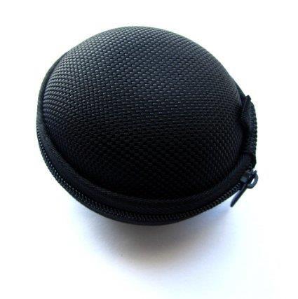 "Carrying Case for LG HBM-210 HBM-260 HBM-215 HBM-310 HBM-800 HBM-520 HBM-530 HBM-570 HBM-730 HBM-760 HBM-770 HBM-235 HBM-230 HBM-580 HBM-585 HBM-560 HBM-750 HBM-755 HBM-810 HBM-220 HBM-550 HBM-761 HBM-710 HBM-300 HBS-110 Solar Wireless Bluetooth Headset Bag Holder Pouch Hold Box Pocket Size Hard Holder + Black Sea International Logo Good Quality Micro Fiber Cleaning Cloth (random color) 7X6"" - http://coolgadgetsmarket.com/carrying-case-for-lg-hbm-210-hbm-260-hbm-215-hbm-310-h"