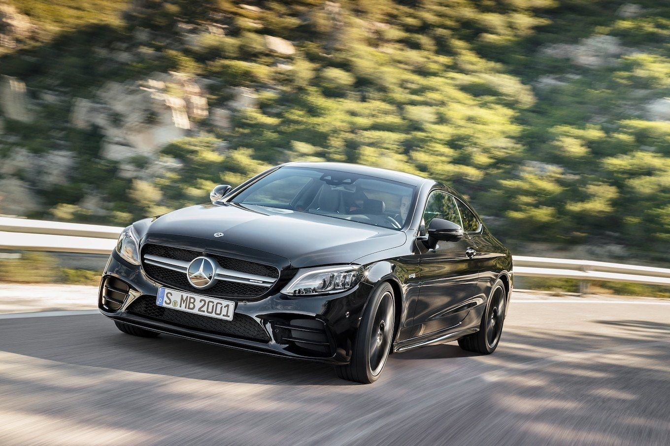 Top 2020 Mercedes C34 Model With Images Benz C New Mercedes