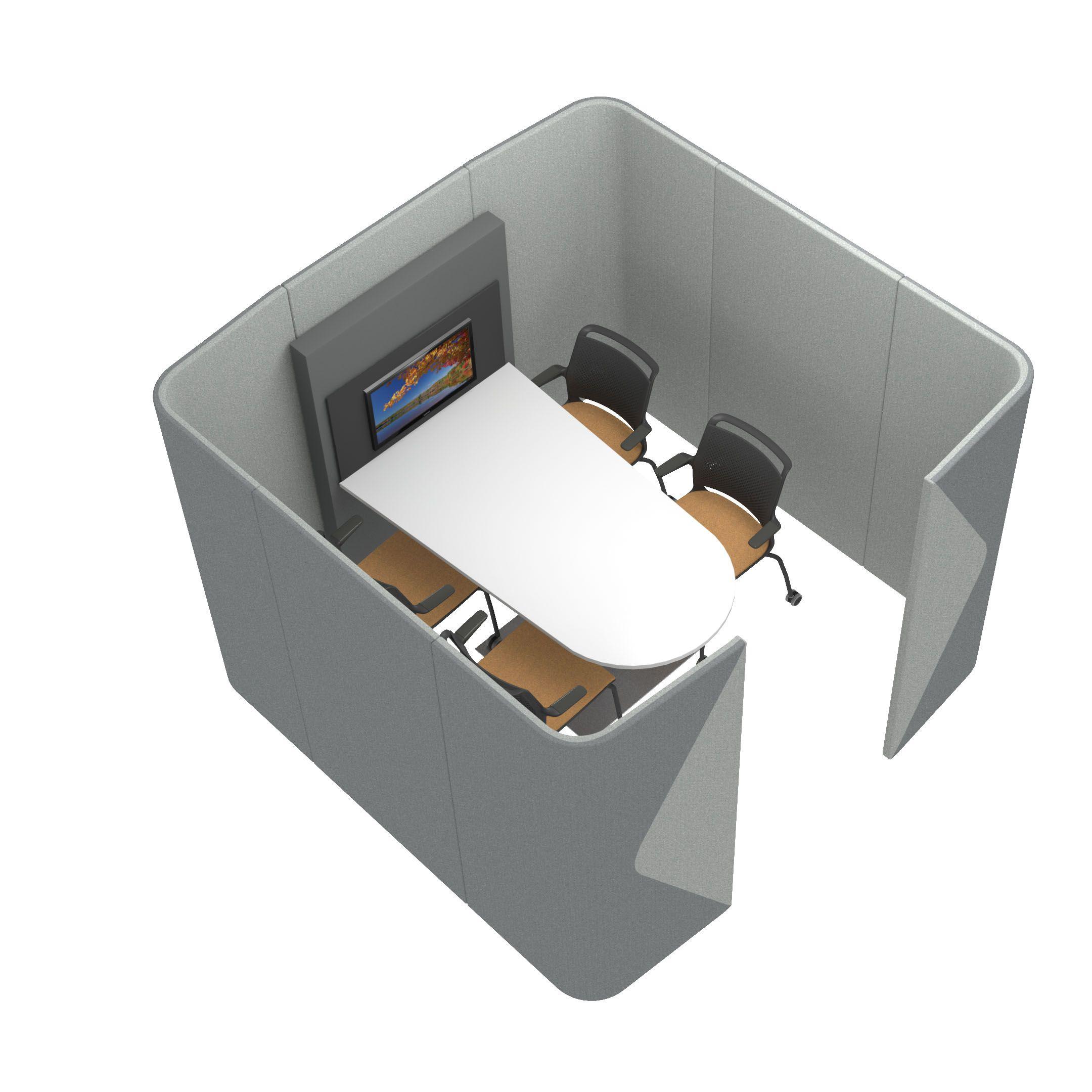Allermuir Haven Pod. Team Work Pod | Office | Coworking ...
