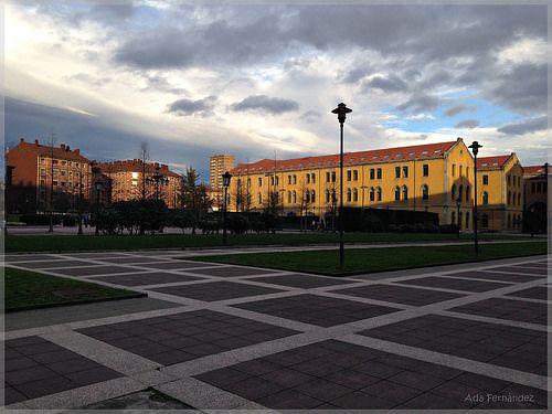 campus universitario de Humanidades