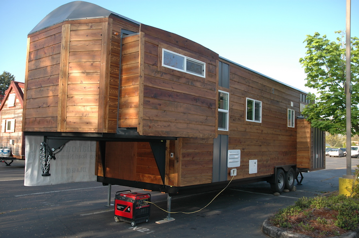 Hosted Site Search Discovery For Companies Of All Sizes Tiny House Trailer Small House Trailer Tiny House