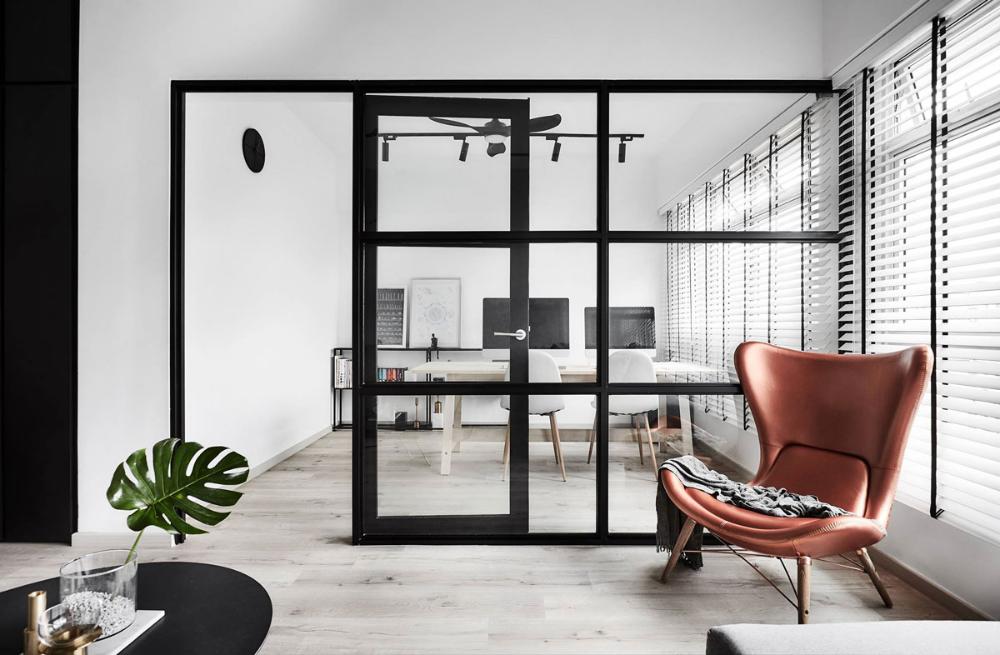 6 Luxe Minimalist Homes In Singapore That We Wish Were Ours Minimalist Home Interior Design Study Interior Design