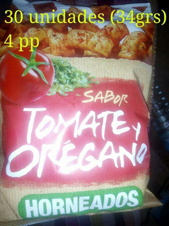 Tostaditas con tomate y orégano