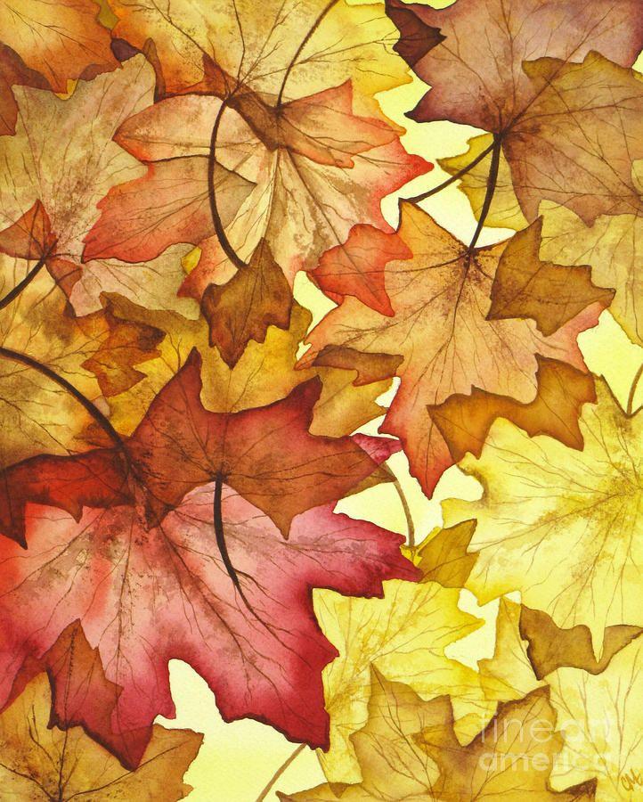 Осенние картинки скрапбукинг