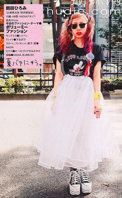 Japanese fashion I Mag scan