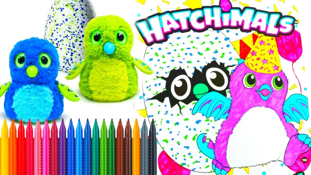 Photo of Hatchimals Coloring Pages Starskin Cute Anime Wolf No Color : Page 4 – Stewardel…