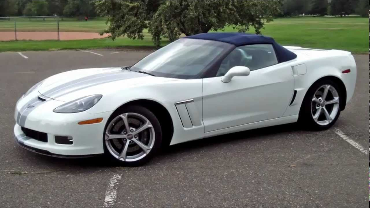 Real First Impressions Video 2013 Corvette Grand Sport