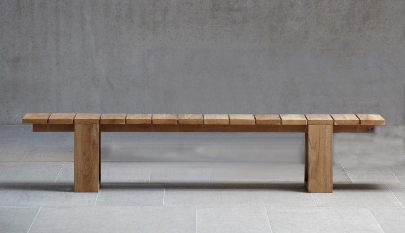 Gut Dekoration Ideen: Frisch Holzbank Ohne Lehne Selber Bauen Gartenbank Und  Hochbeet Für Pflanzen In Einem