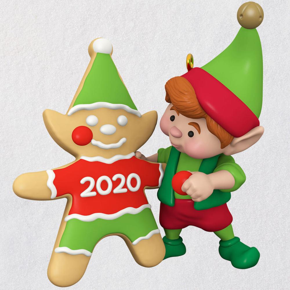 North Pole Tree Trimmers 2020 Ornament in 2020 Hallmark